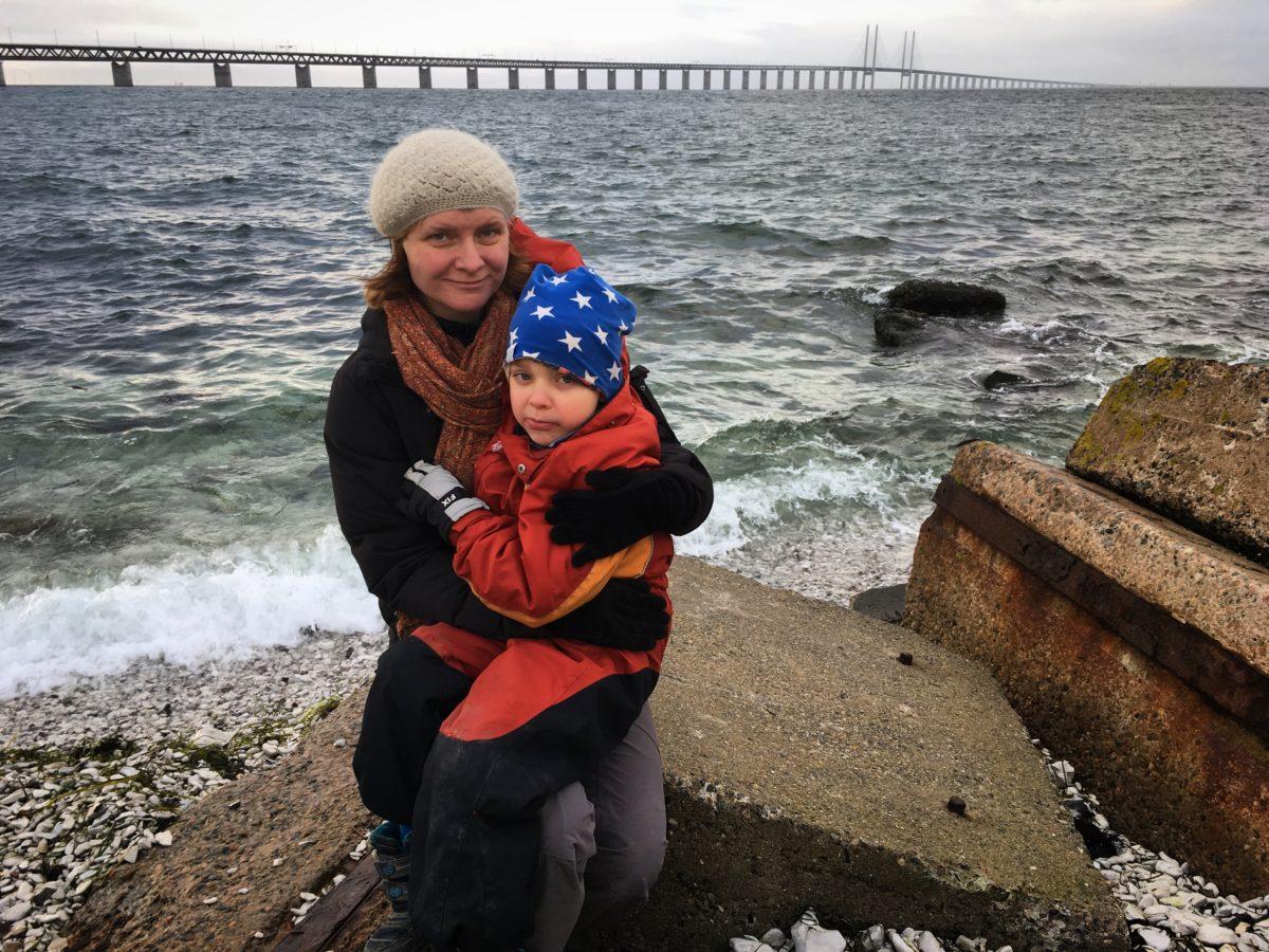 I Sverige får familier tid til nærhed
